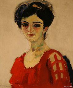 Kees van Dongen - 1905 - Maria