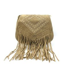 Fringe! Loving this fringe bag!