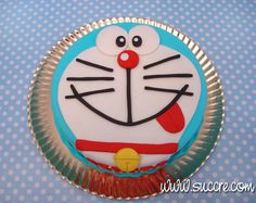 Tarta Doraemon - Doraemon cake