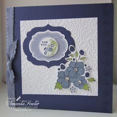 Bordering on Romance, Stampin' Up!