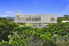 Modern structure amid mother nature!  Southampton, NY | Douglas Elliman elliman.com