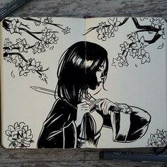Want to discover art related to Mulan? Check out inspiring examples of Mulan artwork on DeviantArt, and get inspired by our community of talented artists. Art And Illustration, Disney Kunst, Disney Art, Punk Disney, Disney Movies, Disney Characters, Art Sketches, Art Drawings, Drawing Drawing