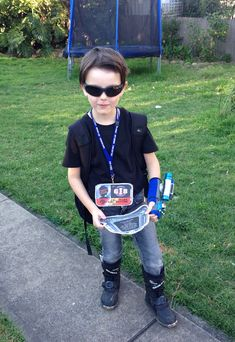 Cool book week costumes for boys