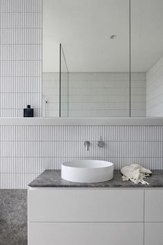 """Images search results """"designs for narrow closets with sl … TGIPF Townhouses by Tecture Architecture and Interior Design – Australian Interior Design Awards - Door Modern Bathroom Design, Bathroom Interior Design, Interior Decorating, Bathroom Designs, Decorating Bathrooms, Australian Interior Design, Interior Design Awards, Interior Colors, Interior Plants"""