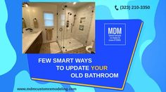 The bathroom is one of the most crucial parts of a home. Most people are unaware of the ideas to refresh the outdated bathroom. Are you one of them? If so, it is highly advisable to contact a reputable contractor for bathroom remodeling. With their skill and experience, they can rejuvenate your old bathroom flawlessly. bathroomremodeling bathroommakeover bathroom bathroomremodelingservice remodelingservice remodeling bathroomremodelinglosangeles losangeles Contractors License, Giving, Small Bathroom, New Look, Bathroom Remodeling, Remodels, Small Spaces, Unique, Check