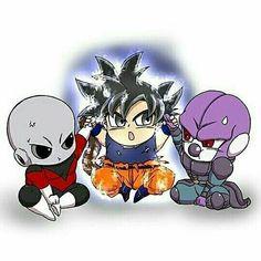 Anime Chibi, Anime Kawaii, Chibi Goku, Dragon Ball Z, Dragon Art, Foto Do Goku, Chihiro Y Haku, Silver The Hedgehog, Cute Dragons