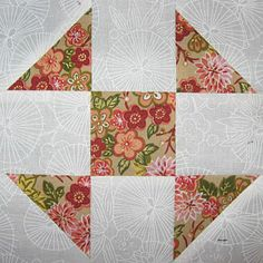 Shoo Fly Quilt Blocks Are Perfect for Beginning Quilters: About the 6-inch Shoo Fly Quilt Block