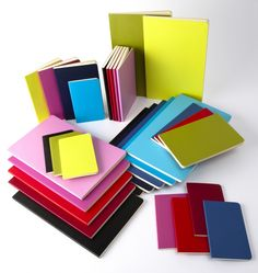 I wish they would come out with more colors for the classic ruled notebook, especially since you can order online. How nice would it be to order a bulk package of different colors?