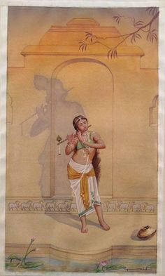 Cute Krishna, Radha Krishna Love, Krishna Lila, Radha Rani, Radhe Krishna, Lord Krishna Images, Krishna Pictures, India Painting, Lord Vishnu Wallpapers