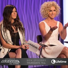 """Little Big Town on Instagram: """"Tune in tomorrow to see Karen and Kimberly put on their judging hats at 9/8c on @lifetimetv! #PRAllStars"""""""