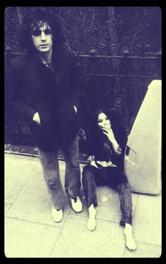Syd and Iggy :D