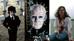The best horror films as voted for by more than 100 experts, including Simon Pegg and Roger Corman.