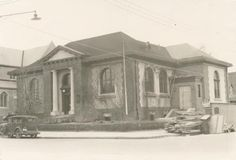 Port Richmond,Staten Island branch of the New York Public Library pictured in 1938.