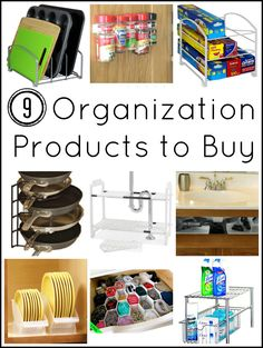 Organization Products YOU NEED!