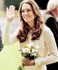 Catherine, Duchess of Cambridge. April 2014