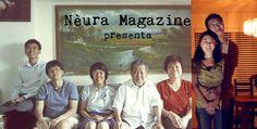 Copertina: Ritratti Il nuovo numero di Nèura Magazine