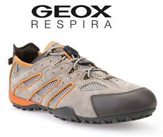 ¡Chollo! Zapatillas Geox Snake por tan sólo 56.06 euros. 43% de descuento.