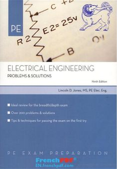 Electrical Engineering Problems and Solutions PDF by Lincoln D. Jones #electrical #pdf #books #book #Engineering