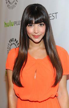 Hannah Simone as CeCe the model on New girl