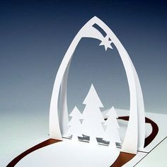 Extremely Creative Examples of Kirigami Art A Hobby to Addapt (39)