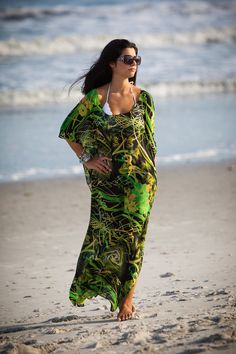 Beach kaftan cover up  COMING SOON by solemareny on Etsy, $69.00