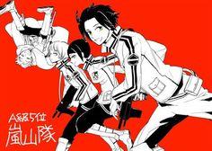 World Trigger anime fan art
