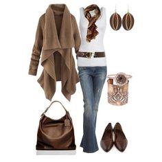 Mc - chaqueta larga piel Gaspar Esteva o punto marrón   bolso ante marrón  Bimba Ropa f99d21c9ae4