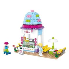 Sluban Ice Cream Shop Construction Bricks Set (205-piece) - Over 54,951 Low Priced Products