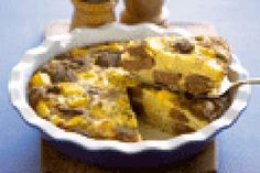 Cowboy frittata recipe, foodhub.co.nz
