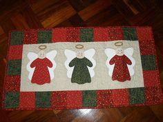 trilho de Natal de Anjos | Maria Consuelo Montes Ribeiro Cravo | Flickr