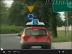 Nauka jazdy w serwisie www.smiesznefilmy.net tylko tutaj: http://www.smiesznefilmy.net/nauka-jazdy #testdrive #drivers #driver