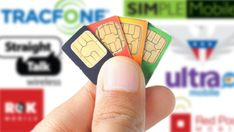 The Best Cheap Cell Phone Plans You've Never Heard Of 2/5/16 There are a lot of smartphone options beyond the big four carriers in the US. If you're looking to save money, these lesser-known plans might be the ticket.
