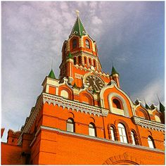 Kremlin , Moscow - Explore Russia: Moscow-The City With Amazing Architecture