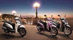 2014 Honda SH Mode Suspension and Specification | Honda Release, Review