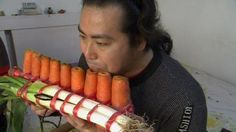 Beautiful Symphony from Vegetables Musical Instrument ~ From a friend at Hub Pages!