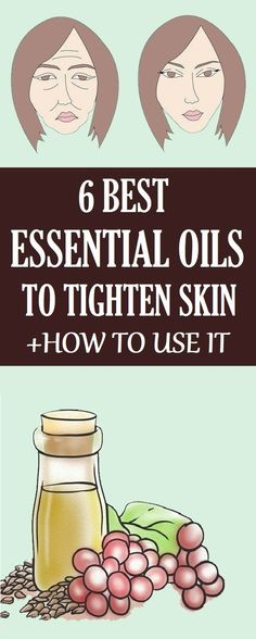 6 Best Essential Oils To Tighten Skin + How to Use It - Healthy Beauty Ways Fitness Smoothies, Tighten Stomach, Tighten Loose Skin, Healthy Beauty, Healthy Skin, Healthy Food, Healthy Habits, Healthy Life, Healthy Drinks