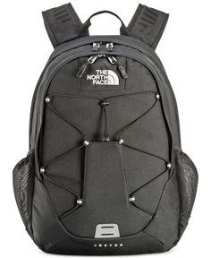 Stow your stuff and carry it comfortably in this backpack from The North Face, featuring a padded laptop sleeve, plenty of pockets and padded shoulder straps and top haul handle for easy transport. |