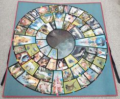 Hieronymus Bosch Snakes & Ladders Board - Garden of Earthly Delights - El Bosco Garden Of Earthly Delights, Hieronymus Bosch, Traditional Games, Ladders, Snakes, Amp, Board, Ebay, Stairs