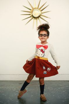c5f9fbb57 Fall 14, Misha Lulu FOR HELLO KITTY. Styling and Photos by Heather Rome and