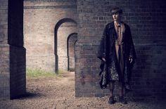 Standard Deviation - Fashion. Design. Culture. Art. Myko.: Fashion156: The Cult Issue Menswear Editorial