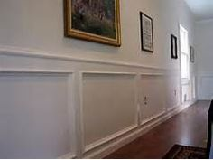 wainscoting around fireplace home away pinterest fireplaces and wainscoting. Black Bedroom Furniture Sets. Home Design Ideas