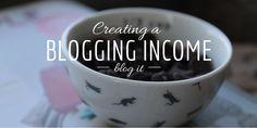 Oak & Oats: Creating a Blogging Income
