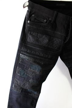 Undercover Ss03 Scab Crust Punk Jeans Size 30 $899 - Grailed