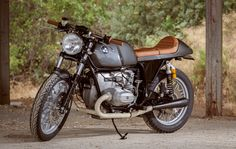 "C59R Cafe Racer Motorcycles: BMW R100RS ""Grand Sport"""