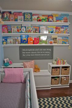1000 Images About Ideas For Storing Children S Books On