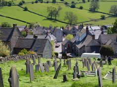 Brassington - Miners Hill, Derbyshire, UK