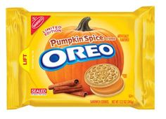 The Fall Oreo Flavor Is Exactly What You Thought (Hoped?!) It Would Be