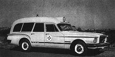 1962 Chrysler Ambulance wagon used in Australia Emergency Vehicles, 911 Emergency, Chrysler Valiant, Car Cop, Plymouth Valiant, Australian Cars, Shooting Brake, Auto Service, Fire Engine