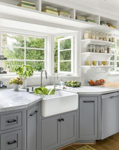 thisoldhouse:   BEFORE + AFTER: KITCHEN DESIGN ... | Design Meet Style …