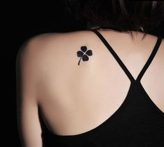 Four+Leaf+Clover+Tattoos+(3)